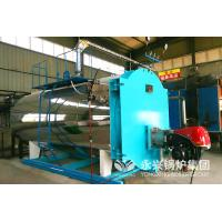 Buy cheap Horizontal High Efficiency Natural Gas Boiler Low Pressure Steam Boiler from wholesalers