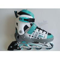 Buy cheap Custom Four Wheel Ice Skating Shoes for Men Inline Speed Skating Equipment from wholesalers