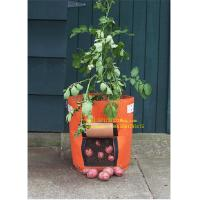 Buy cheap PP Fabric Plant Grow Bags Futuristic Appearance Superb Shock Mitigation Design from wholesalers