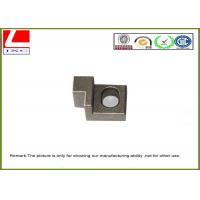 Buy cheap Gold Color Industrial Precise CNC Stainless Steel Forging Block For Voyage Industry product