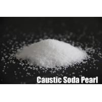 Buy cheap Industrial Sodium Hydroxide , Soda Caustic / Caustic Soda Pearls 99% from wholesalers