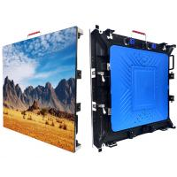 Buy cheap P2.5 Full Color Indoor Advertising Led Screen HD Die Casting Aluminum Cabinet from wholesalers