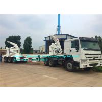 Buy cheap Heavy Duty Shipping Container Handling Equipment 37000kg Container Lift Trailer product