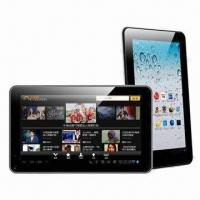 Buy cheap 9-inch Capacitive Multi-touch Tablet PC with Boxchip A13/Android 4.0, 512MB/8GB/Wi-Fi/Camera from wholesalers