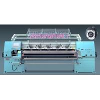 Buy cheap 3 Needle Computerized Chain Stitch Quilting Machine Adjustable 2mm-6mm Needle Distance from wholesalers