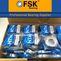 Buy cheap NTN SKF Ball Caster Bearings 607 608 609 Miniature Ball Bearings from wholesalers