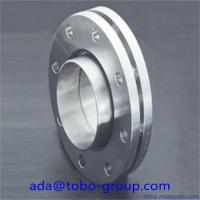 Buy cheap SCH10 RF NPS 2'' Socket Weld Flange A105N ASME B16.5 ISO9000 Certification product