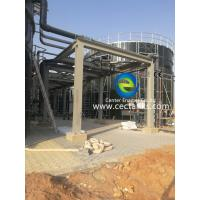 Buy cheap Gas / Liquid Impermeable Glass Lined Water Storage Tanks Capacity 20 M³ To 18000 M³ from wholesalers
