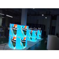 Buy cheap Indoor Led Video Screens P10 Hd Columns Message Led Display Board from wholesalers