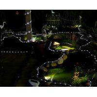 Buy cheap 100 LED Solar LED Rope light for garden pool decoration from wholesalers