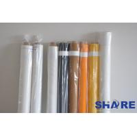 Buy cheap Monofilament Silk Screen Printing Mesh , Electronic Printing Fabric Mesh Roll Multi Color from wholesalers