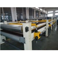 Buy cheap 180KW Electric Carton Making Machines , 3 / 5 / 7 Layer Corrugated Sheet Production Line from wholesalers