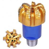 Buy cheap High Drill Speed Dry / Wet Diamond PDC Bit For Well Drilling , High Matrix For Roof Tile from wholesalers