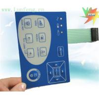 Buy cheap Tactile Embossed membrane switch from wholesalers