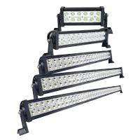 Buy cheap 120W Double Row LED Light Bar for Trucks Off road Llight Bar from wholesalers