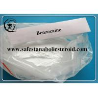 Buy cheap Benzocaine Pain Killer Powder Benzocaine Base CAS NO94-09-7 Local Anesthetic Drugs from wholesalers