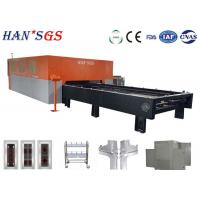 Buy cheap 1000w Automatic Sheet Metal Fiber Laser Cutting Machine , Steel Laser Cutter from wholesalers