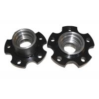 Buy cheap QT450-10 Ductile Cast Iron Casting Automobile Casting Components CNC Machining from wholesalers