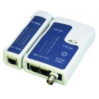 Buy cheap Network Multi-Modular RJ45 Modular Cable Tester / Test Mode For Wire Installation from wholesalers