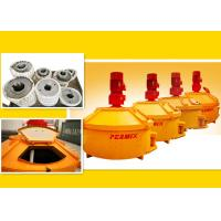 Buy cheap High Homogenization Planetary Cement Mixer High Efficiency 30kw White Red Orange from wholesalers