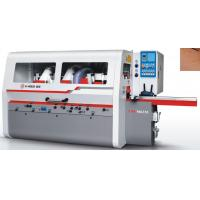 Buy cheap Heavy Duty Six Head Wood Planer Moulder Machine 230mm Working Width 380v / Customize from wholesalers