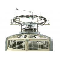 Buy cheap Single Jersey Circular Weft Knitting Machine With High - Tech Operating System from wholesalers