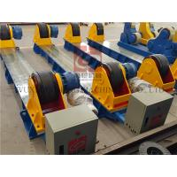Buy cheap Wind Tower Industry Conventional Welding Rotator 40T For Tank Vessel from wholesalers