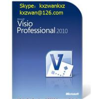 Buy cheap Pro Microsoft Office 2010 Key Code Online key For Microsoft Visio 2010 Standard from wholesalers