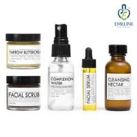 Buy cheap Hyaluronic Acid Cosmetic Moisturizing Face Mask Body Oil Set for Pivate Label from wholesalers