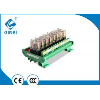 Buy cheap 8 Channel Relay Module 5v Relay Board Industry Power Relay Module Intelligent Control from wholesalers