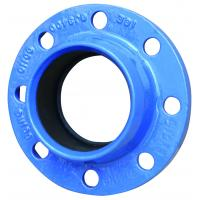 Buy cheap Industrial Ductile Iron Quick Joint EPDM Seal Gasket For PVC Pipe from wholesalers