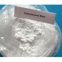 Buy cheap 99% purity muscle growth Testosterone base CAS 58-22-0 white powder from wholesalers