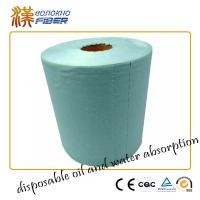 Buy cheap Durable Eco Friendly Industrial Wiping Cloth , Heavy Duty Industrial Cleaning Products from wholesalers