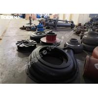 Buy cheap Tobee® rubber slurry pump spare parts uk from wholesalers