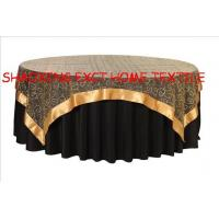 Buy cheap Embroidery Organza Overlay from wholesalers