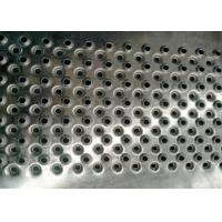 Buy cheap 3mm TH Perforated Grip Strut Stair Treads For Workway Platform , Vehicle Steps from wholesalers