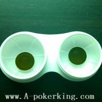 Buy cheap Yellow Contact Lens for Marked/Lumious Cards product