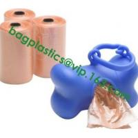 Buy cheap doggy bag, dog waste bags, dog poop,Bin Liner, Bottle Bags, HDPE Boutique Bags, Bread Bags product