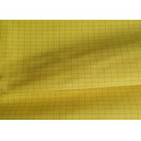 Buy cheap TC Polycotton Anti Static Fabric 3/1 Twill Conductive Fabric SGS Certified from wholesalers