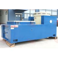Buy cheap vibration table testing equipment , Electrodynamic High Frequency Vertical Vibration Tester from wholesalers