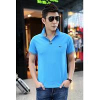 Buy cheap POLO TShirt Men's suit, coat, Newly Luxury brand men's pure color cotton shirt, cultivate one's morality from wholesalers