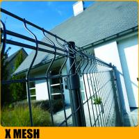 Buy cheap Curvy Welded Mesh Fence 3D Wire Mesh Fence Panels Factory Price from wholesalers