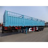 Buy cheap TITAN vehicle Cargo Flatbed Semi-Trailer 40T cargo trailer for sale from wholesalers
