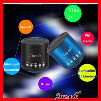 Buy cheap portable wireless Bluetooth mini speaker for mobile phone ,computer from wholesalers
