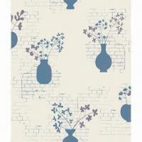 Buy cheap Wallpaper, Made of Nonwoven, Imported Base Paper and Water Ink, Sized 0.53 x 10m/Roll from wholesalers