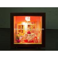 Buy cheap 3D Puzzle, Dollhouse, Wooden Model, Educational Toy, 129-01 from wholesalers