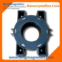 Buy cheap Nanocrystalline core for high power and high frequency inverter transformer KMN1308050T from wholesalers
