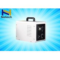 Buy cheap 3g 5g Hotel Ozone Machine Ionic Air Purifier Ozone for Smoking Odor Removal from wholesalers