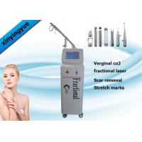 Buy cheap Mdical Fractional Co2 Laser Machine for Scar Removal /  Vaginal rejuvenation from wholesalers