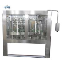 Buy cheap 500ML Small Scale Water Bottling Equipment24000BPH Capacity For Mineral / Pure Water from wholesalers